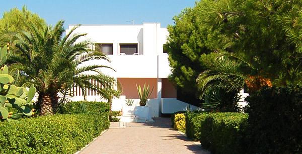 Villa delle Agavi